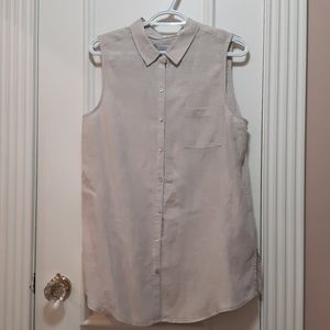 2 for 20! 🛍️ Linen button up blouse